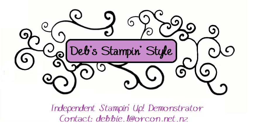 Deb&#39;s Stampin&#39; Style
