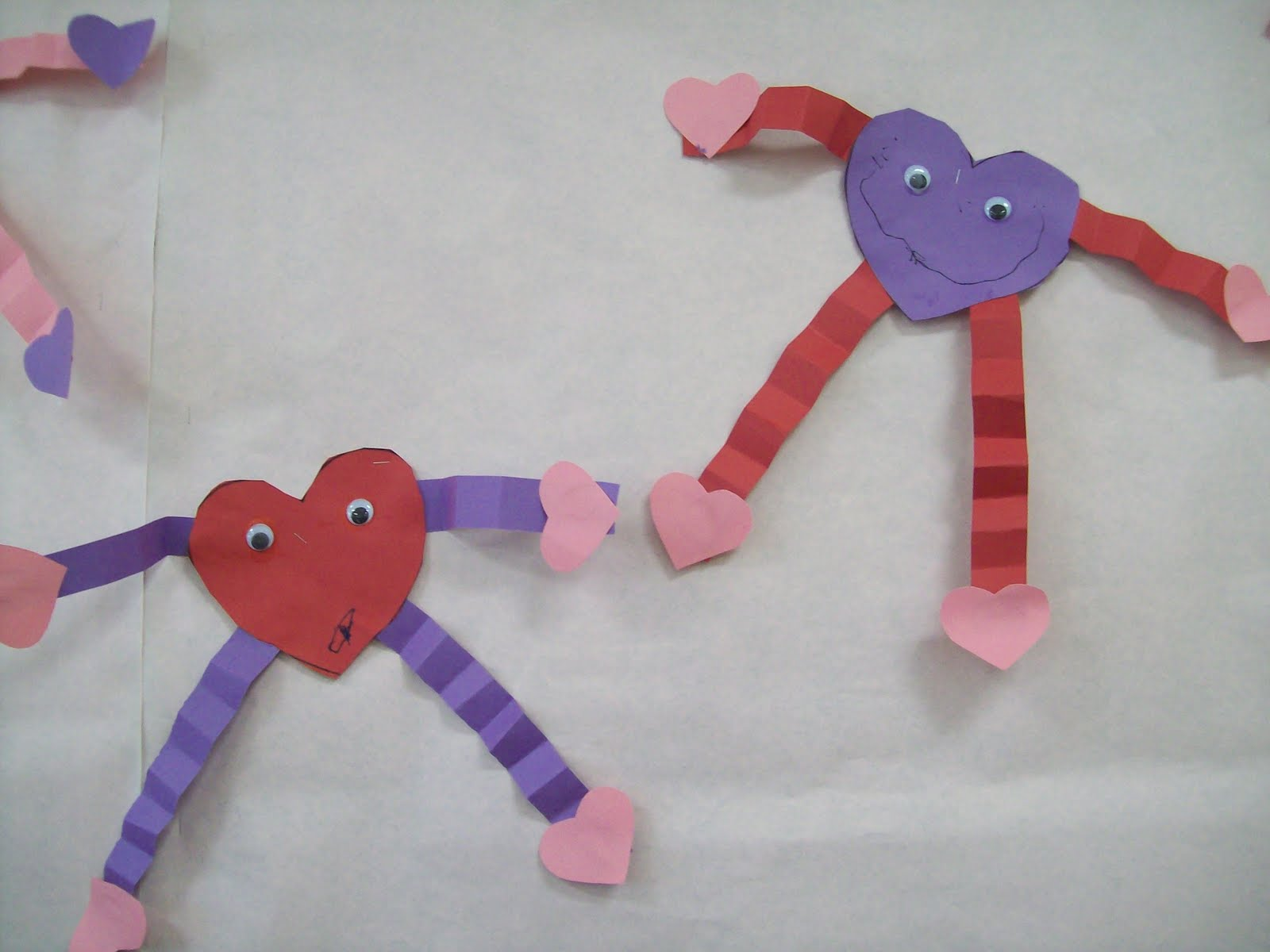 Little Fun; Little Learning: Heart People Craft