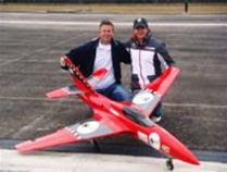 Dominican & David Shulman record,high speed record for radio control airplanes,world records 2010