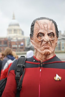 Trek costumes pictures, Trek costumes images, Trek costumes photo, Trek costumes video