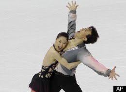 Shen Xue picture, Shen Xue images, Shen Xue photo, Zhao Hongbo picture, Zhao Hongbo photo, Zhao Hongbo images, Zhao Hongbo pics, Chinese married couple Olympic world record