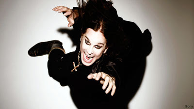 Ozzy Osbourne picture, longest scream photo, loudest scream video, Guinness World Record 2010