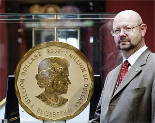 World's Biggest Gold Coin photo, Largest and heaviest Gold Coin picture 2010, 100 kilograms gold coin price, Vienna Auction World Record