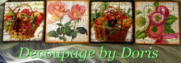 Doris' decoupage