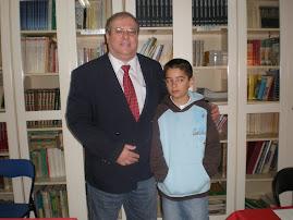 Sr. Martinez Sola, arbitro FIDE(Almeria)
