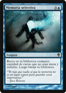 Magic 2011 Memoria+selectiva