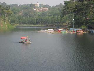 Lido Lake sukabumi outbond