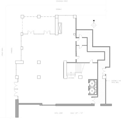Richmond Meeting Space | The Jefferson Hotel - Floorplans