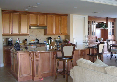 Restaining Kitchen Cabinets: Step by Step