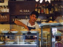 """All' ARCO  ....One of Venice most Traditional Wine Bars Tiny, but Excellen """"!!!!"""