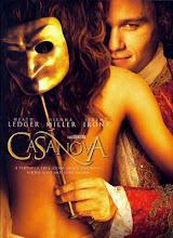 "Heath Ledger as ""CASANOVA"""