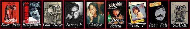 """"""" INDONESIAN LEGENDS """" ... adakah penghargaan buat mereka ??? ..."""