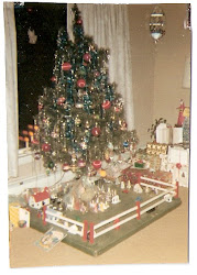 My Childhood Christmas Tree