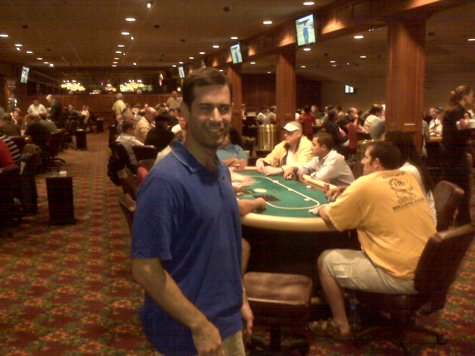 Chumash casino poker tournament paradice casino poker room