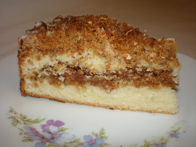 Walnut Streusel Coffee Cake   Wives with Knives