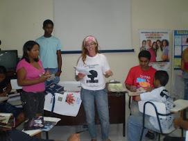 Mobilizando @s Jovens Ativistas para Reunião do FMJ