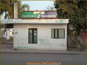 Oficina de Telegrafos