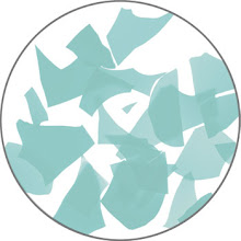 G-127 PALE BLUE TURQUOISE