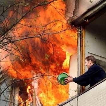 Lame fireman
