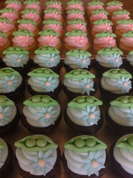 Two Peas In A Pod Cake Pops
