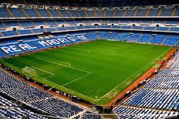 Estadio Santiago Bernabeu (Madrid,España)