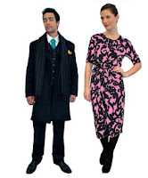OMG! The latest suggestion for Air NZ uniforms!