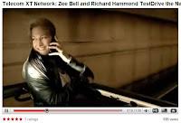 Zoe Bell in action!