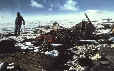 Erebus crash site, 1979