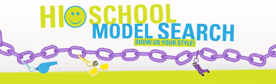 Andrea - Hi :) School Model Search Winner