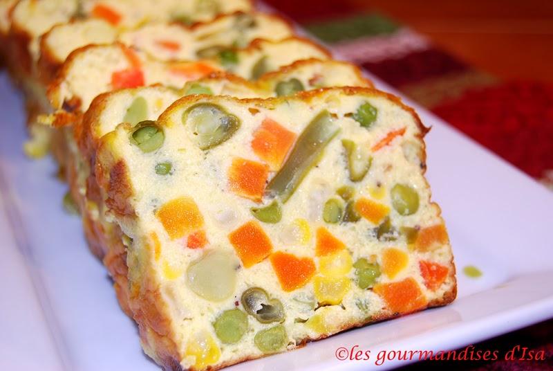 Image Result For Recette Cake Macedoine