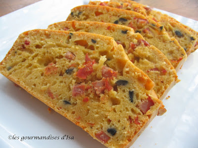 Recette Cake Tomates Sechees