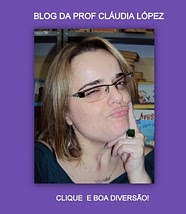 BLOG da Profª Cláudia López (Sala de Leitura)