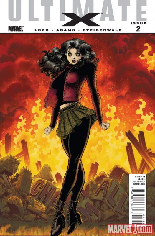Mundo MARVEL -- Novedades,Debate y Preguntas -- X-Men, Vengadores, Ironman, Spiderman y MUCHO MAS. - Página 3 Ultimate+Comics+X+%232