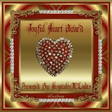 :..Award dari Catlina..: