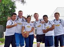 My soccer team Colo Colo!
