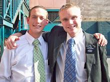 I saw Elder Gooch from Utah