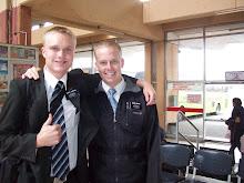 Elder Verwer and I!