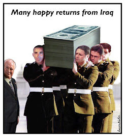 BRING OUR BOYS HOME NOW FROM THE WAR FOR OIL !!!