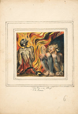 William Blake print
