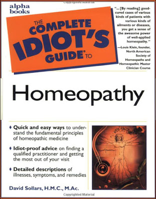 Homeopathy is for idiots
