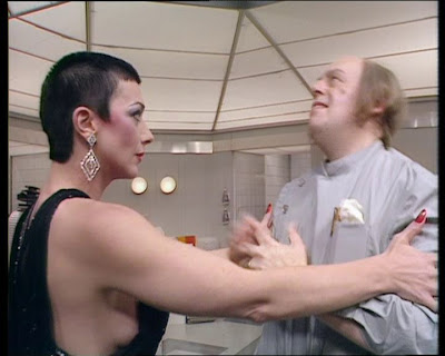 The galaxy conquering power of Servalan's nipple