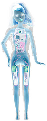 Barbie x-ray
