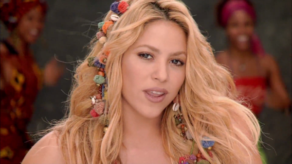 shakira waka waka album. quot;Waka Wakaquot; was performed by