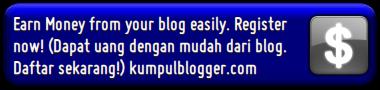 Pasang Iklan dan Dapat Uang dari Blogmu