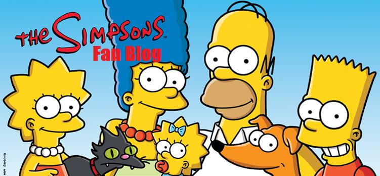 The Simpsons Fan Blog