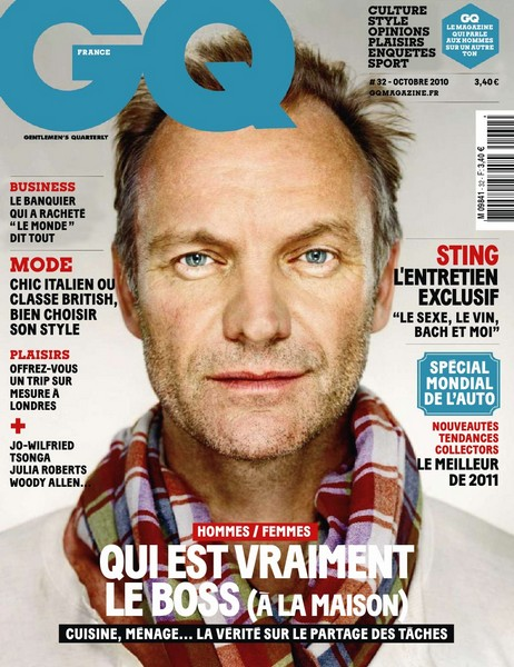 [MULTI]        GQ N�32 - Octobre 2010