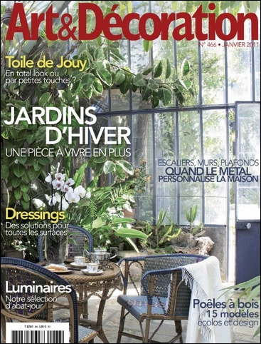 pin art et decoration no470 juin 2011 free magazine download on pinterest. Black Bedroom Furniture Sets. Home Design Ideas