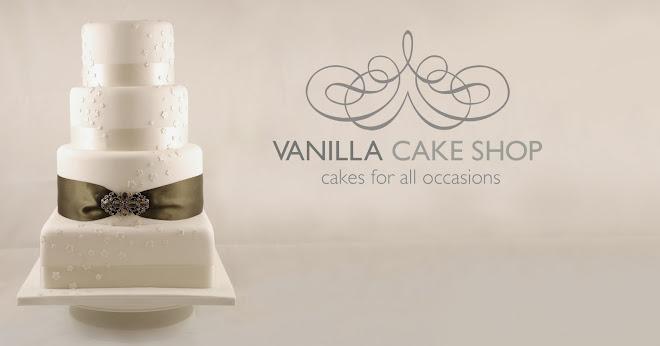 Vanilla Cake Shop