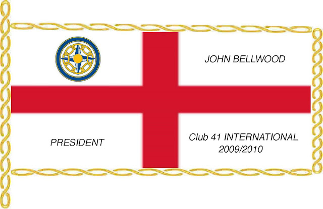 CLUB 41 INTERNATIONAL FLAG OF THE YEAR 2009/2010