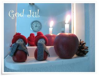 kikilotta schwedische weihnacht 1. Black Bedroom Furniture Sets. Home Design Ideas